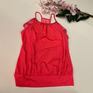 Old navy loose fit active workout top medium